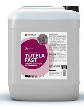 Воск для кузова Tutela Fast 5л
