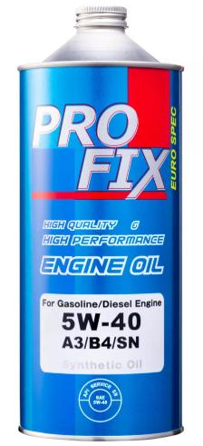 Моторное масло Profix 5W-40 SN/A3/B4,  1л