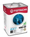 Масло моторное TOTACHI Eco Diesel CI-4/CH-4/SL 10W40 6л