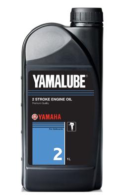 Моторное масло Yamalube 2 Marine Mineral Oil (1 л)