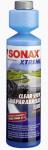 Концентрат стеклоомывателя Sonax Nano Pro 1:100 0.25л