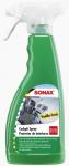 Очиститель-полироль для пластика c матовым эффектом (ваниль) SONAX 500мл.