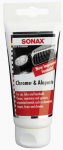 Паста для хрома и алюминия SONAX 75гр.