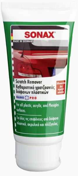 Удалитель царапин для пластика SONAX 75гр.