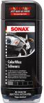 Цветной воск SONAX Черный блеск + карандаш (черный) 0,5л