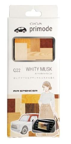 Ароматизатор на кондиционер EIKOSHA GIGA Primode - WHITY MUSK