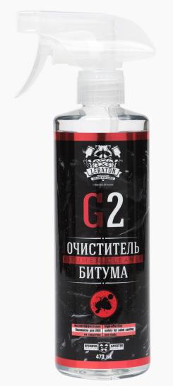 Очиститель битума LERATON G2 473мл.