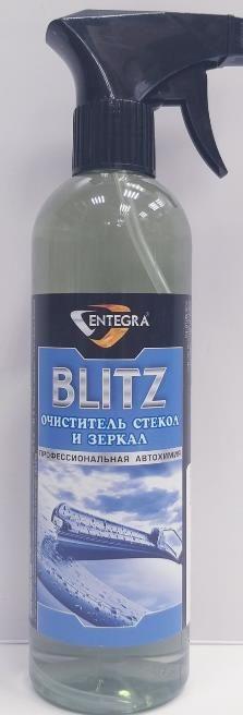 Очиститель для стекол  Entegra Blitz  0.5 л