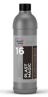 PLAST MAGIC 16 - матовое освежающее молочко для внутреннего пластика, 0.5л.