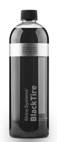 Shine Systems BlackTire - кондиционер для шин, 750 мл