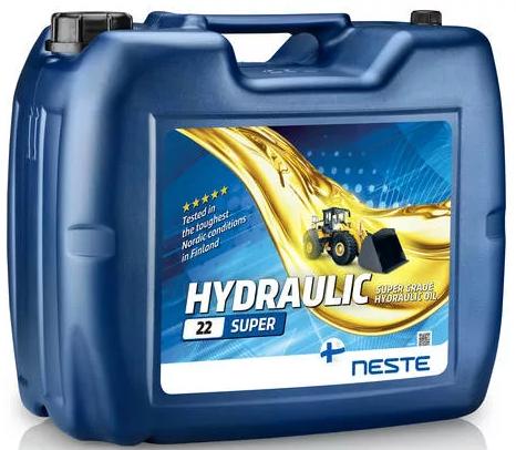 Масло гидравлическое Neste Hydraulic 32 Super 20л