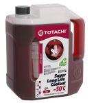 Антифриз TOTACHI SUPER LONG LIFE COOLANT Red -50C 2л