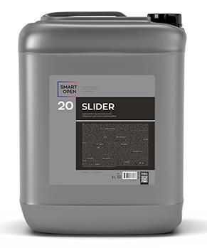SLIDER 20 Лубрикант для работы с глиной 5л