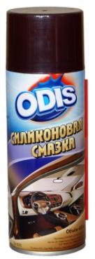 Смазка силиконовая  ODIS Silicone Spray 500мл.