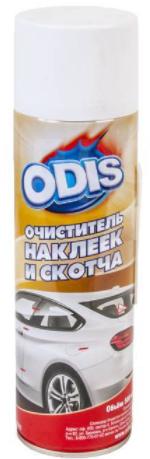 Очиститель наклеек и скотча  500мл ODIS