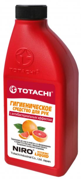 Гигиеническое средство для рук с антибактериальным эффектом TOTACHI NIRO 0,5л