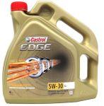 Моторноеи масло CASTROL EDGE 5W-30 LL 4л