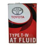 Жидкость для АКПП Toyota ATF T-IV 4л