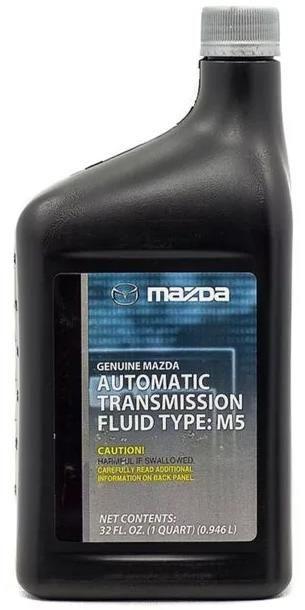 Жидкость для АКПП MAZDA ATF M-V  0,946л