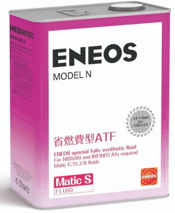 Жидкость для АКПП ENEOS  Matic C/D/J/S 4л