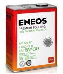Масло моторное ENEOS Premium TOURING SN 5W30 4л