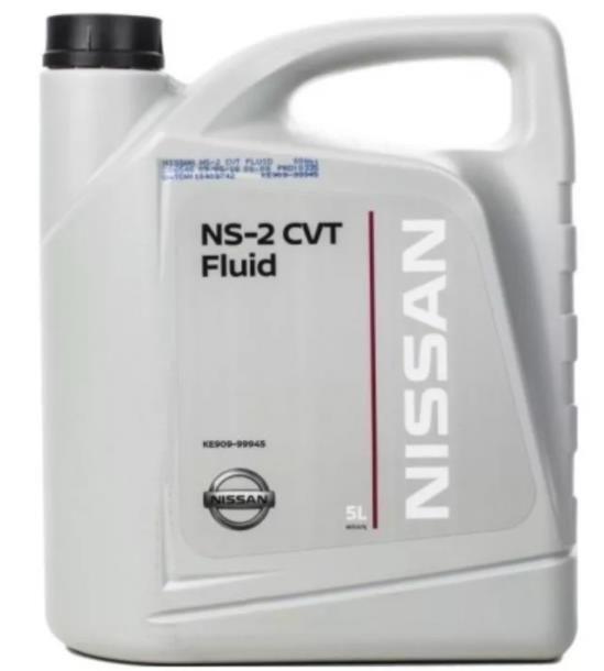 Жидкость для вариатора NISSAN CVT NS-2 5л