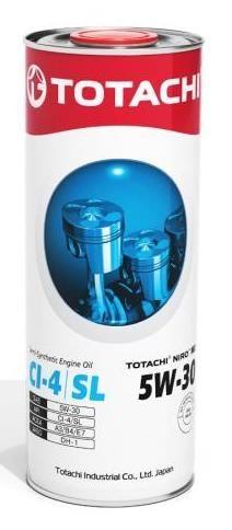 Масло моторное TOTACHI NIRO MD Semi-Synthetic CI-4/SL 5W30 1л