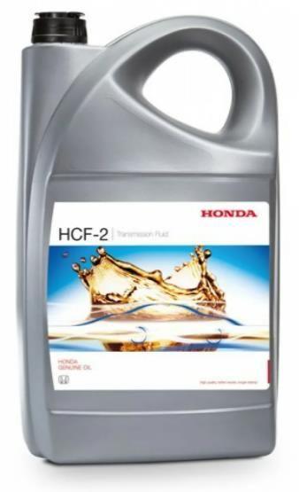 Жидкость для вариатора HONDA CVT NCF-2 4 л