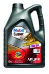 Моторное масло Mobil SUPER 3000 X1 Formula FE 5W30 (5 л.)