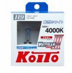 Лампа высокотемпературная Koito Whitebeam H9 4000K, комплект 2 шт.