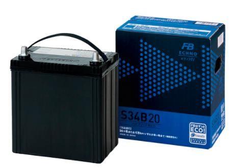 Аккумулятор AGM FURUKAWA BATTERY FB HV S34B20R
