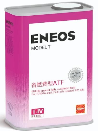 Жидкость для АКПП ENEOS Model T  T-IV 1л