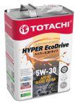 Масло моторное TOTACHI HYPER Ecodrive 5W30 4л