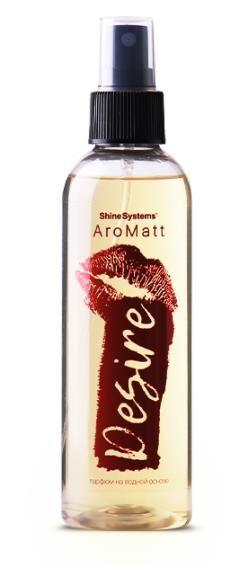 Shine Systems AroMatt Desire - парфюм на водной основе, 200 мл