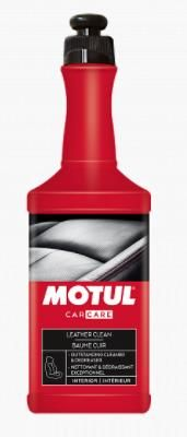 Очиститель кожи Motul  Car Care Leather Clean 500мл