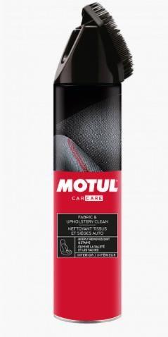 Очиститель интерьера Motul  Car Care Fabric & Upholstery Clean 500мл