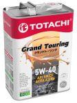Масло моторное TOTACHI Grand Touring SN 5W40 4л