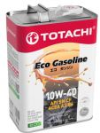 Моторное масло TOTACHI Eco Gasoline SN/CF 10W40 4л