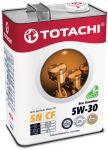 Моторное масло TOTACHI Eco Gasoline SN/CF 5W30 4л