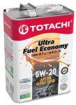 Масло моторное TOTACHI Ultra Fuel SN 5W20 4л