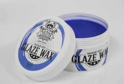 Воск для кузова LERATON Glaze Wax 50мл.