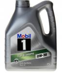 Моторное масло Mobil 1 Fuel Economy 0w-30, 4 л
