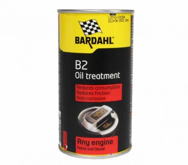 Присадка в моторное масло Bardahl №2 300 мл.