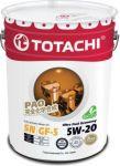 Масло моторное TOTACHI Ultra Fuel SN 5W20 20л