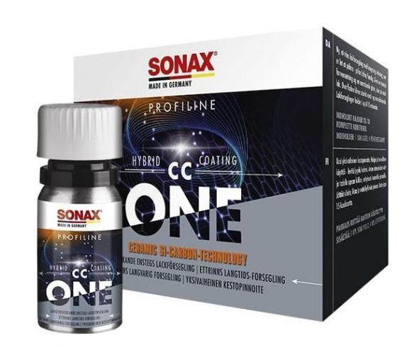 Защитное покрытие SONAX HybridCoating CC One  50 мл