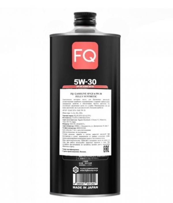 Масло моторное FQ 5W30 SP/GF-6A 1л