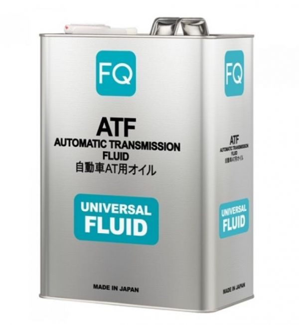 Масло трансмиссионное FQ ATF UNIVERSAL 4л