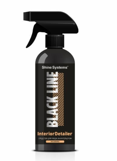 Shine Systems BL InteriorDetailer Macadamia - средство для ухода за интерьером, 400 мл