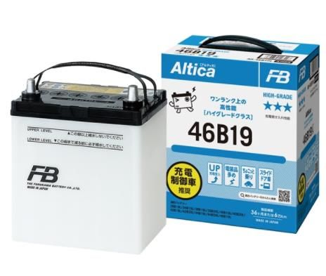 Аккумулятор FB Altica HIGH-GRADE 46B19L
