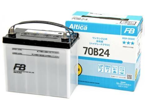 Аккумулятор FB Altica HIGH-GRADE 70B24R